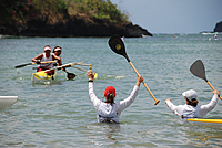 Outrigger Racing